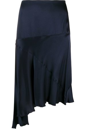 ROMEO GIGLI 1990s asymmetric flared skirt