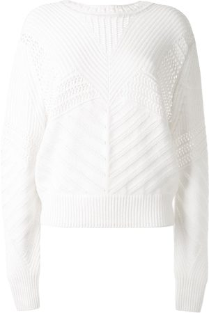Barrie Back cut-out jumper