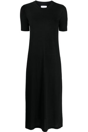 Barrie Knitted midi dress