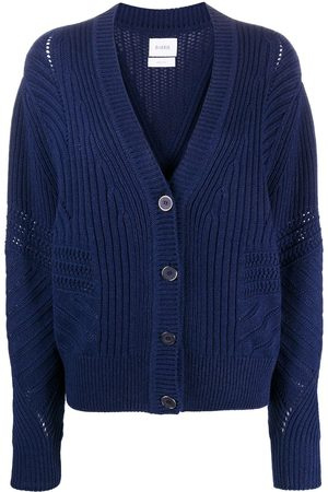 Barrie Cable knit cardigan