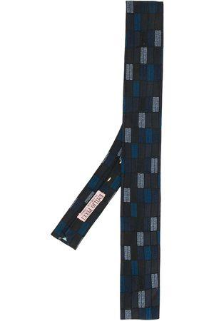 Emilio Pucci 1960s tile print scarf