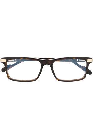 CARTIER EYEWEAR Men Sunglasses - Rectangular frame glasses