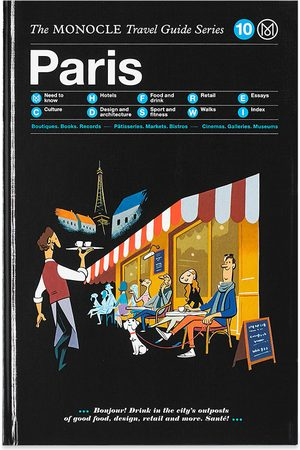 Publications The Monocle Travel Guide: Paris