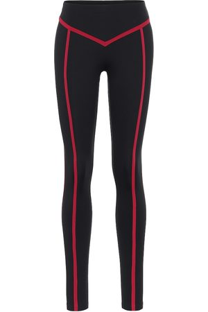 ERNEST LEOTY Corset high-rise leggings