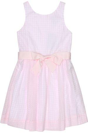 Ralph Lauren Gingham cotton-blend dress