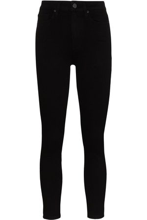 Paige Margot cropped skinny jeans
