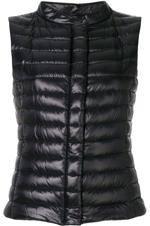 HERNO Women Body Warmers - Slim-fit padded gilet