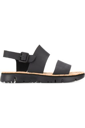 Camper Women Platform Sandals - Oruga open-toe sandals