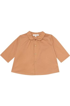 Caramel Baby Westminster cotton top