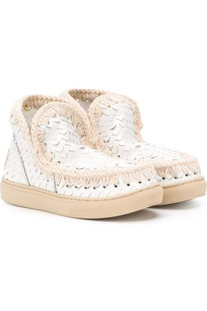 Mou Eskimo flat ankle boots