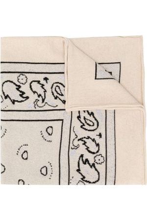 Barrie Paisley print bandana scarf