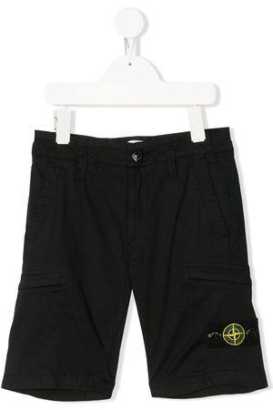 Stone Island Logo shorts
