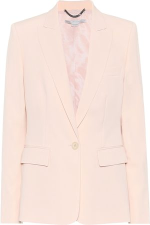 Stella McCartney Iris stretch-wool blazer