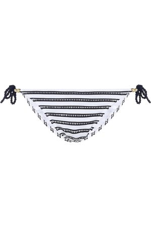 Heidi Klein Corsica striped bikini bottoms