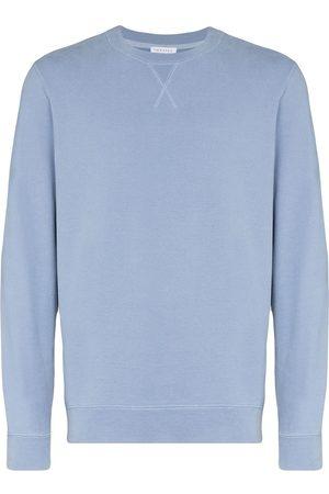 Sunspel Loopback long-sleeve sweatshirt