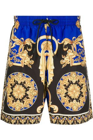 VERSACE Le Pop Classic swim shorts