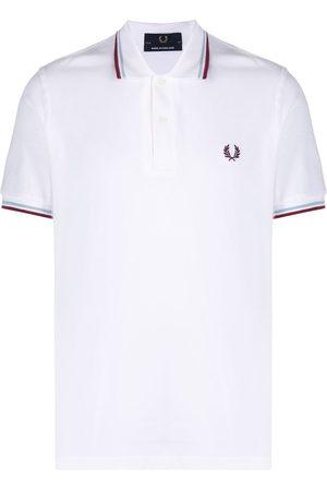 Fred Perry Men Polo Shirts - Logo polo shirt