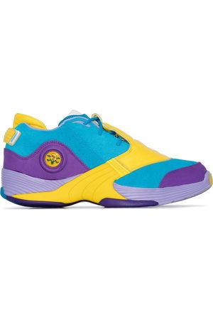 Reebok X Billionaires Boys Club , yellow and purple Ice Cream sneakers