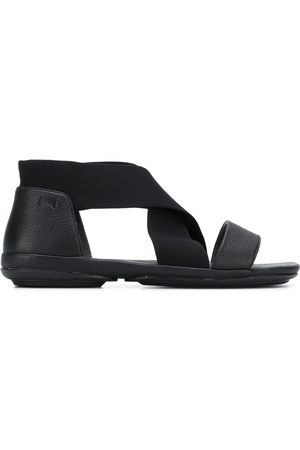 Camper Women Platform Sandals - Right Nina slip-on sandals