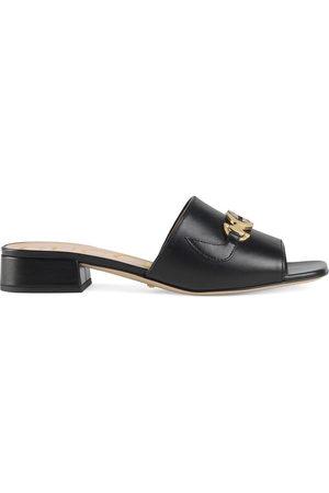 Gucci Zumi 25mm sandals