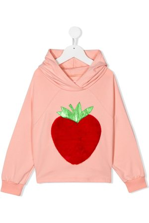 Wauw Capow Lucca strawberry hoodie