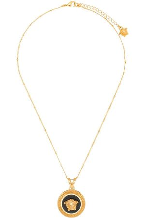 VERSACE Medusa tribute pendant necklace