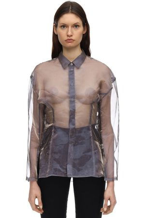 AMBUSH Sheer Organza Shirt