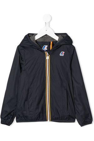 K-Way Lily hooded jacket