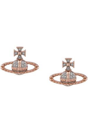 Vivienne Westwood Mayfair Bas Relief stud earrings