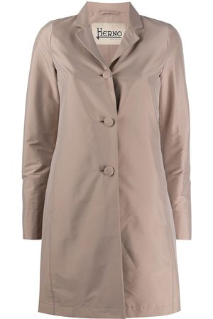 HERNO Single breasted raincoat