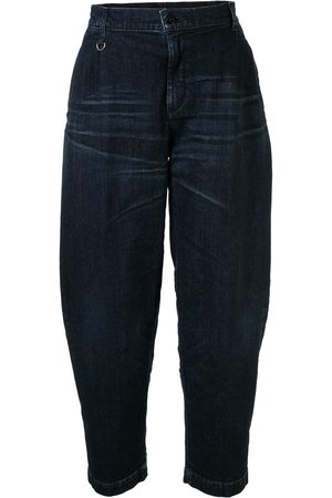 Makavelic Mid-rise tapered jeans