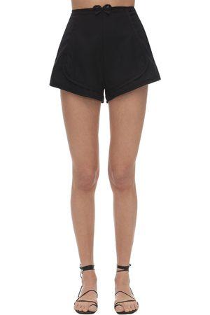 COPERNI Women Shorts - Bluetooth Stretch Wool Shorts