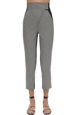 COPERNI Women Capris - Capri High Waist Cotton Pants