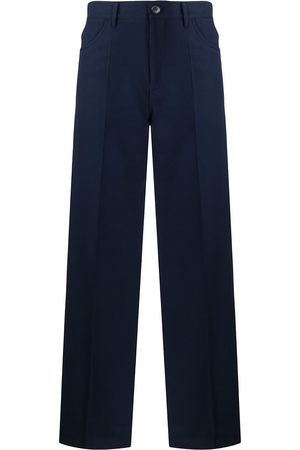Jil Sander Relaxed tailored trousers
