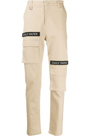 Daily paper Cargo Trousers - Logo patch cargo pants