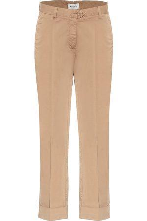Woolrich W'S stretch-cotton pants