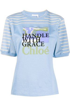Chloé Femininities printed T-shirt