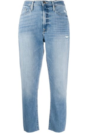 Frame Walden Rock cropped jeans