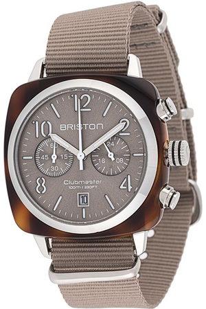 Briston Watches Clubmaster Classic Chrono 40mm