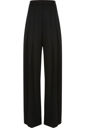 J.W.Anderson Buckled wide leg trousers