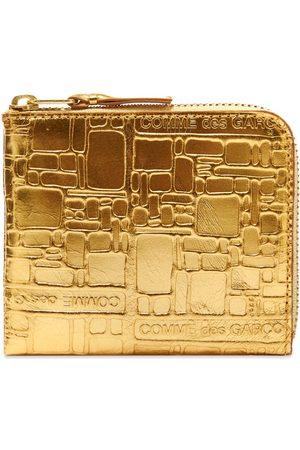 Comme des Garçons Comme des Garcons SA3100EG Embossed Logo Wallet