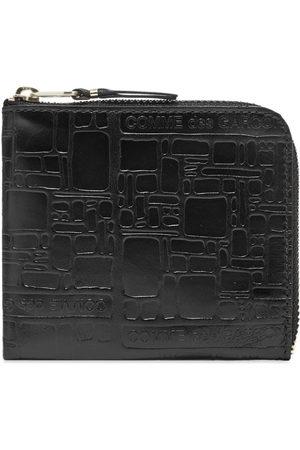 Comme des Garçons Comme des Garcons SA3100EL Embossed Logo Wallet