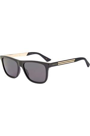 Gucci Gucci Sporty Web Sunglasses