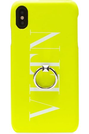 VALENTINO Fluo VLTN iPhone XS Max Case