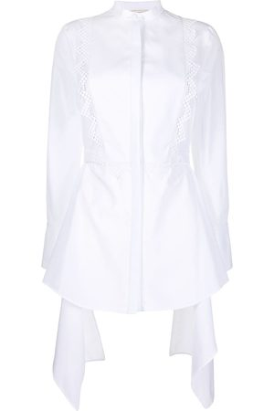 Alexander McQueen Draped shirt