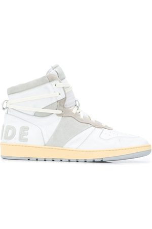 Rhude Men Sneakers - Ankle lace-up sneakers