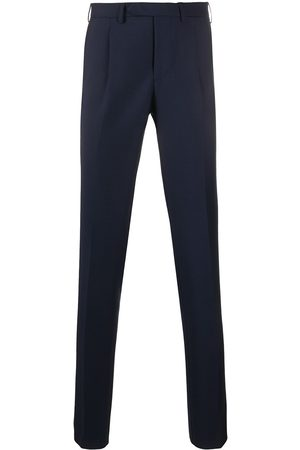 DELL'OGLIO Slim-fit tailored trousers
