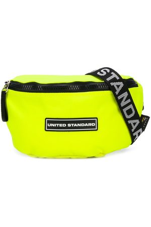 UNITED STANDARD Logo patch belt bag