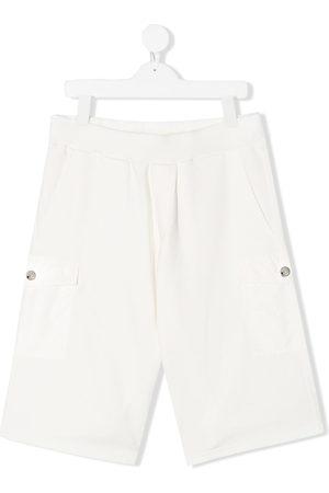 Moncler Patch pocket shorts