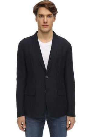 Armani Linen & Rayon Blazer